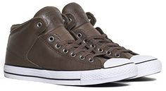 Converse Mens Chuck Taylor All Star High Street Sneaker 8 Engine Smoke Brown *** You can get additional details at the image link.