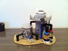refineria materiales