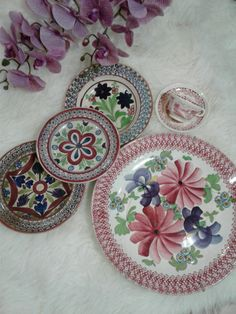 Old plates.my collections  Rumahantiqu  Gallery Wati
