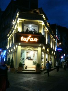 Tufan Cafe & Bistro şu şehirde: Trabzon