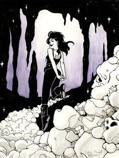 Death by Natalie Nourigat