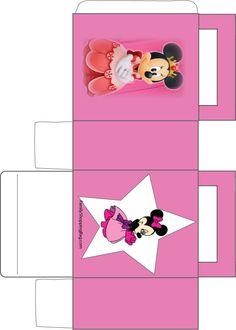Minnie Mouse Princess Treat Favor Bag