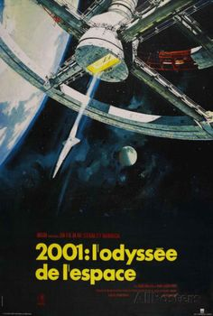 2001: A Space Odyssey - French Style Posters - AllPosters.co.uk
