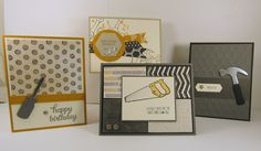 Personally Yours: Stampin\' Up! Nailed It: Make & Take Projects