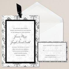 Josette Wedding Invitation by Laura Ashley | Wedding Invitations by Laura Ashley