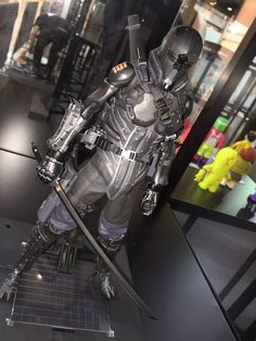 Super Punch: One Sixth scale Snake-Eyes figure