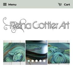 ONLINE SHOP for Reina Cottier Art.  Prints, cards, calendars, placemats / coasters, guidance/oracle cards, colouring books and more.  SHIPS WORLDWIDE