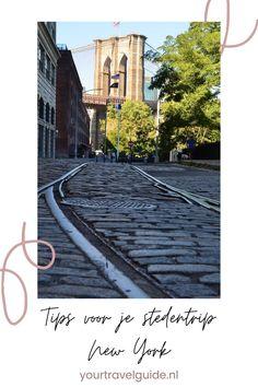 City Guide New York // alle tips voor een stedentrip New York. Voor tips voor de leukste wijken, bezienswaardigheden, hotspots en alle handige tops voor je verblijf in New York Guide New York, New York Travel Guide, New York Trip, Usa Cities, Ultimate Travel, Jfk, Solo Travel, Empire State Building, North America