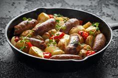 Sausage, Bacon, Food, Sausages, Essen, Meals, Yemek, Pork Belly, Eten