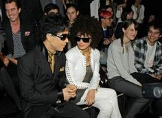 2011.11.08 Versace for H&M launch party Avec Andy Allo