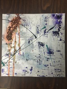 Art Abstrait, Les Oeuvres, Abstract Art, Acrylic Paintings, Color