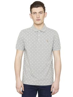 THE OSSIE SHORT SLLEVE POLO SHIRT
