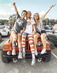 High School Football Games, Football Themes, Football Outfits, Hs Football, Cute Friend Pictures, Best Friend Pictures, Friend Pics, Old Lady Costume, Homecoming Spirit Week