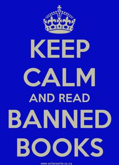 Banned Books Week - The 10 most challenged titles of 2012