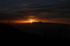 Puesta de sol desde Caideros Gáldar by El Coleccionista de Instantes . on 500px