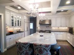 Indian Hill Dream Home | Cabinetry Designed by Keidel Supply