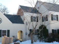 Roof, siding, and framing all rebuilt. http://www.jpmoorehomeimprovements.com/Roofing-Contractor.php