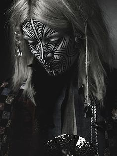 Karin Dreijer Andersson from Fever Ray