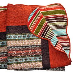 Colorful Quilt...daybed cover
