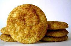 {gluten-free, sugar-free, grain-free, soy-free}  Snickerdoodle Cookies