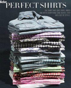 camisas pilha