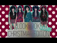 Lookbook : Christmas Edition / Edição Natal / クリスマ - YouTube Vivian Uru