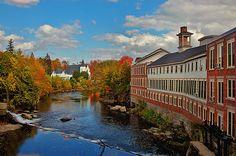 Milford, New Hampshire http://fineartamerica.com/featured/on-the-souhegan-joann-vitali.html