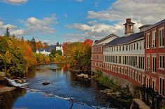 Milford, New Hampshire http://fineartamerica.com/featured/on-the-souhegan-joann-vitali.html