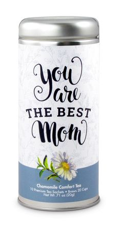 The Best Mom | The Tea Can Company