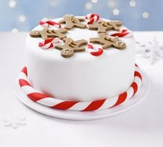 Pretty Party Cake