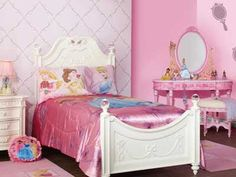 Find This Pin And More On Girls Home Deco Princess Tiana Wall Stickers Decorating Kids Bedroom