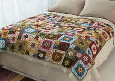 Feeling Stressed? Unwind with These Tranquil Crochet Afghan Patterns