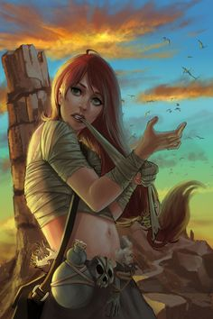 Check out this awesome piece by Carl Canizares on #Drawcrowd