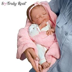 The Ashton-Drake Galleries Online offers a wide selection of unique and exclusive collectible dolls, realistic and lifelike baby dolls and porcelain dolls. Shop Now! Real Baby Dolls, Realistic Baby Dolls, Baby Girl Dolls, Baby Boy, Ashton Drake, Bb Reborn, Reborn Dolls, Reborn Babies, Marie Osmond