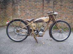 Motobécane Poney AG2 1946
