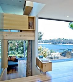 Chic Apartment with a lake view.....I love the view!!