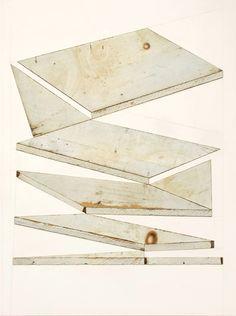 "Untitled by Michael Zelehoski | assemblage | 36"" x 27"""