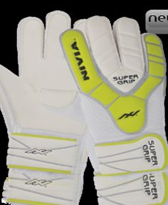 NIVIA SUPER GRIP GOALKEPPER GLOVES