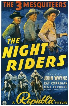 john wayne movies | Ptak Science Books | The Emptiness of John Wayne Movie Posters