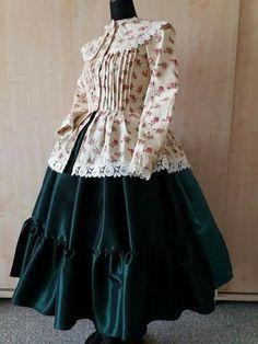 Victorian, Times, Dresses, Fashion, Vestidos, Moda, Fashion Styles, Dress, Fashion Illustrations