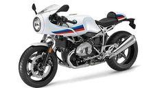 BMW R NineT Racer, se filtra la primera foto de la Cafe Racer bávara