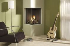 Modern Cozy Electric Fireplace Decors Ideas In Mid Century And Vintage ...
