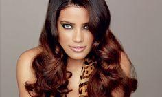 Ildi Silva, representante da beleza negra feminina
