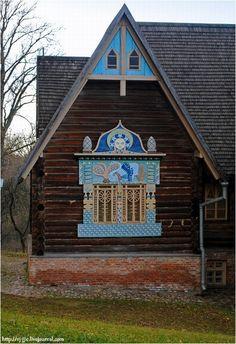 Aldeia Flyonovo, Rússia