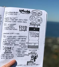 """Florence Antonette on Instagram: """"The way I Bujo is the way I use to creative plan in my traveler's notebook just more room! There's no right or wrong way how to Bullet…"""" Travel Journals, Bujo, Florence, Notebook, Bullet Journal, How To Plan, Creative, Room, Inspiration"""