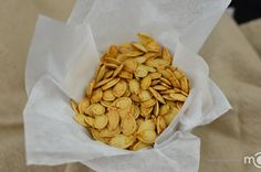 How to roast pumpkin seeds at home? Many other fall recipes available