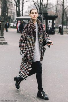 Мода с улиц: как одеваются женщины в Париже
