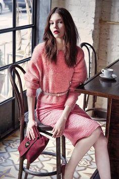 Kate BogucharskaiaW Magazine