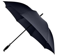 LifeTek New Yorker 54 Inch Automatic Open Extra Large Full Size Golf Umbrella with Windproof Frame 210T Microfiber Fabric with Teflon Rain Repellant Technology Blue >>> Check out this great product. Note:It is Affiliate Link to Amazon.