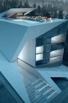 Klein Bottle House By Mcbride Charles Ryan Architecture - Klein-bottle-house-by-mcbride-charles-ryan